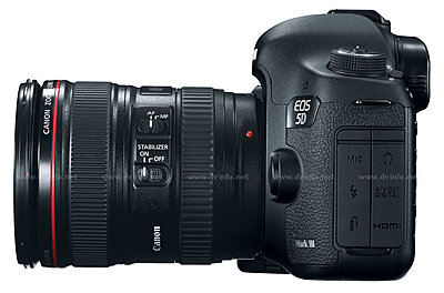 Canon USA Announces EOS 5D Mark III-5d3profileleft.jpg