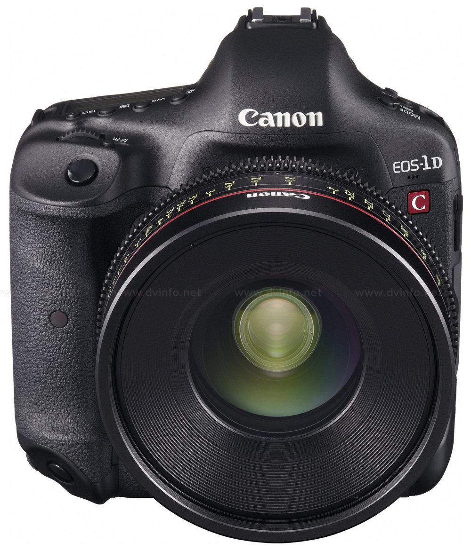 Camera Dslr Slr Camera canon usa introduces eos 1d c digital slr camera featuring 4k at eos1dlens24 frt