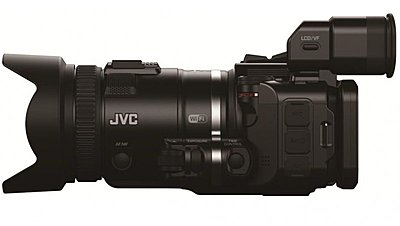 Procision JVC GC-PX100 Camcorder announced at CES2013-px100.jpg