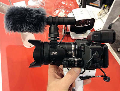 Procision JVC GC-PX100 Camcorder announced at CES2013-procision-ces.jpg