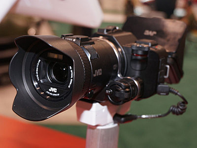 Procision JVC GC-PX100 Camcorder announced at CES2013-pcx100front.jpg
