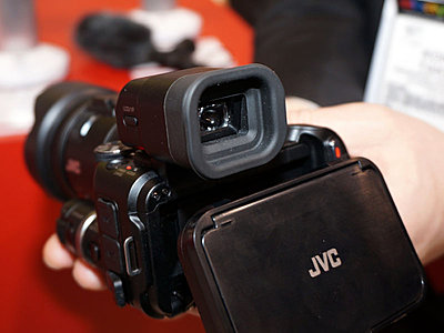 Procision JVC GC-PX100 Camcorder announced at CES2013-px100back.jpg