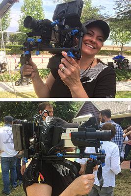 Lorinda Norton's 80's video camera makes the big time!-lisamagnavox.jpg