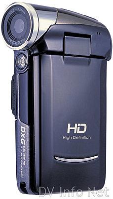 CES News: DXG-566V HD 720p camcorder for 0-dxg569v1.jpg