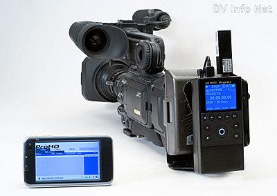 IBC News: JVC Alliance with Sony to Support XDCAM EX-jvc-mrhd100wifi.jpg