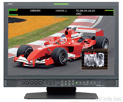 IBC News: JVC Alliance with Sony to Support XDCAM EX-jvc-dtv20l3d.jpg