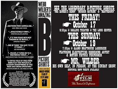 Calling all Central Texans: Austin Film Festival, Oct. 16-23-wilderb-pictureaffplaybill.jpg