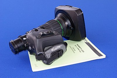 """Fujinon DigiPower XS13x3.3BRM 1/2"""" HD Super Wide Angle lens for PDW/PMW EX3/300-3.3-11.jpg"""