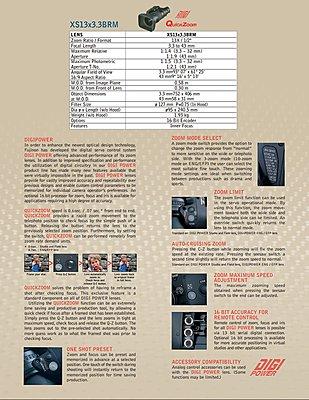 "Fujinon DigiPower XS13x3.3BRM 1/2"" HD Super Wide Angle lens for PDW/PMW EX3/300-fuji-13.3-details-01.jpg"