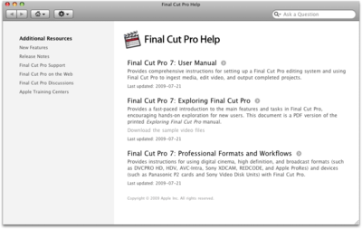 "Final Cut Studio ""3"" Manuals-fcp7_help.png"