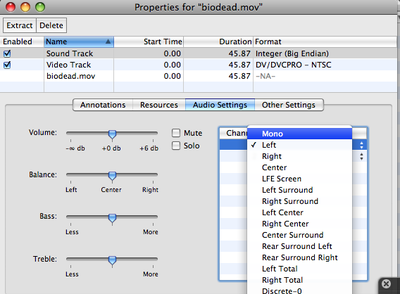 Batch converting Quicktime STEREO to QT 2 x Mono-picture-5.png