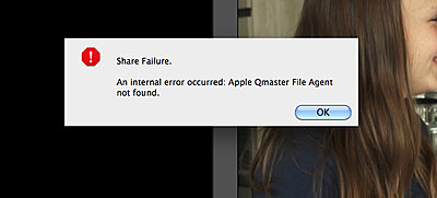 Share to Blu-Ray stopped working: 'Q-master file agent not found'-share-failure-apple-q-master-file-agent.jpg