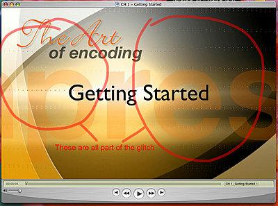 Installed Final Cut Studio 2 - Now I have strange vertical lines / glitching! HELP-fcs2.problem2.jpg