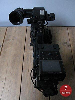 Mounting Firestore FS-CV on Canon XL-H1-clamp_firestore-fs-cv_07.jpg