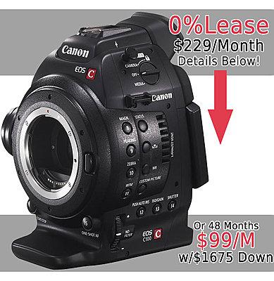 Canon Cinema EOS Rebates & 0% Lease Offers Expire Next Week-canon_c100_promote3-1-.jpg