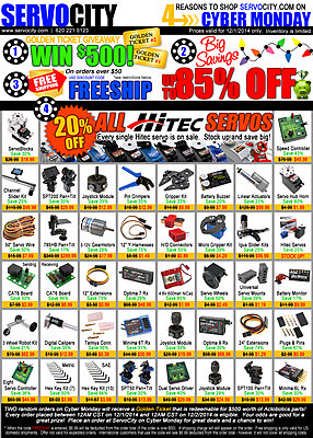 ServoCity Cyber Monday Deals on Camera Sliders-servocity-cyber-monday-flyer-2014.jpg