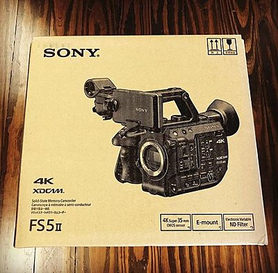 Sony FS5 II Cameras Have Arrived at Texas Media Systems-sony-fs5-ii-cameras-have-landed-texas-media-systems-pxw-fs5m2.jpg