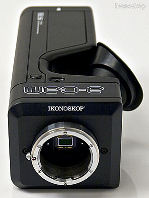 Ikonoskop A-cam dII, photos of-ikonoskopacamdfront.jpg