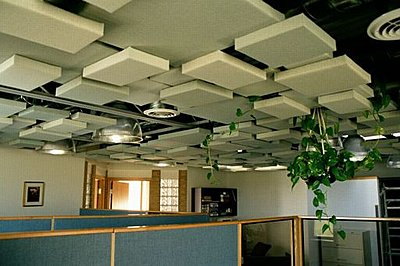 Major Echo Problem, 00 Available to Fix it-ceiling.jpg
