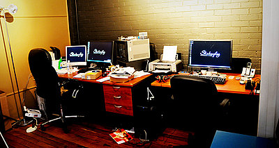 Show off your Wedding / Event post production studio!-desk.jpg