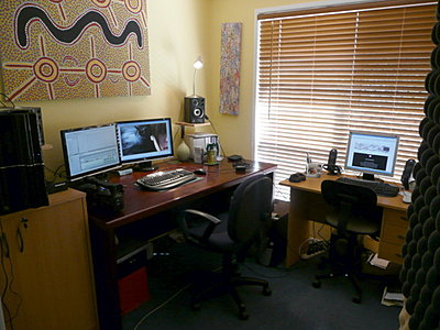 Show off your Wedding / Event post production studio!-my-office.jpg