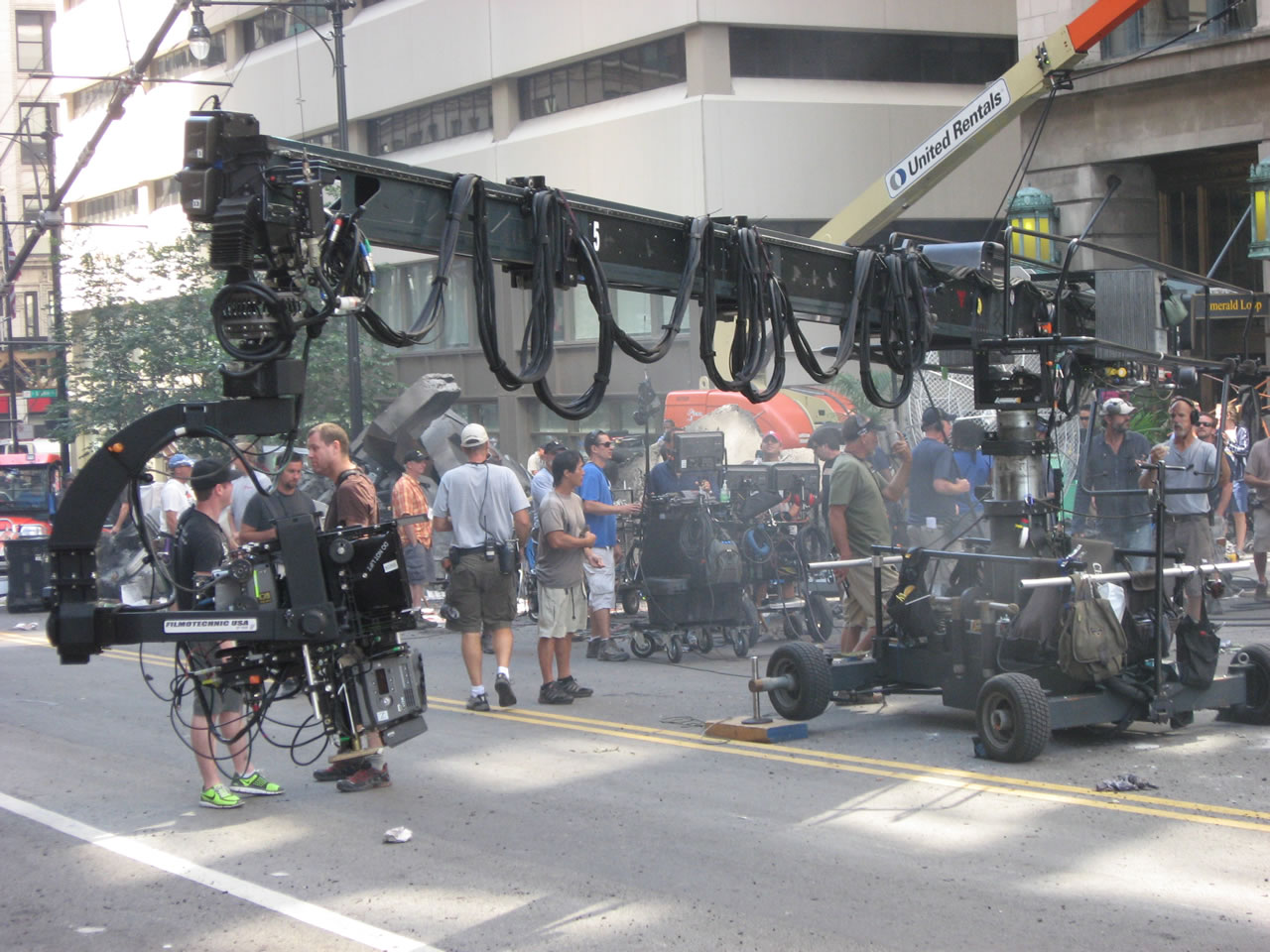 Now This Is What I Call A Camera Crane At Dvinfo Net