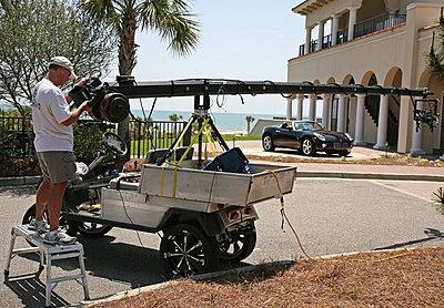 Post a photo of your crane!-golfcartgrandedunessmall1.jpg