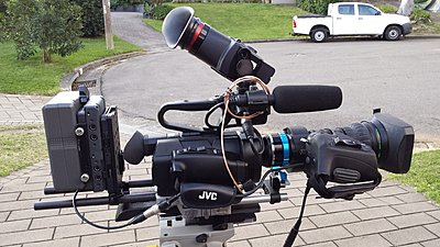 """JVC GY-LS300 test with B4 2/3"""" ENG lens plus low light comparos.-20150606_154413.jpg"""
