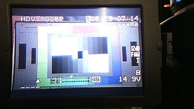 Jvc gy-hd*** camera family re-attaching blue sensor.-jvc-gy-hd111e-relocated-blue-sensor.jpg