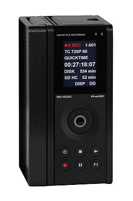 JVC Solid State Recorder w/Hard Drive-mrhd200_alone.jpg