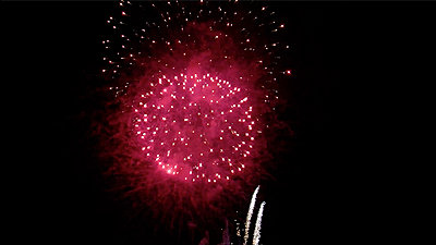 Vertical smear in fireworks display-fireworks.jpg