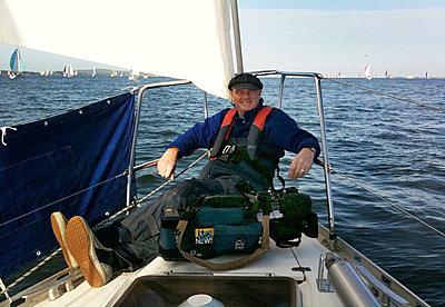 HM100 with SD Broadcast Footage - UK Sailing Race-island1.jpg