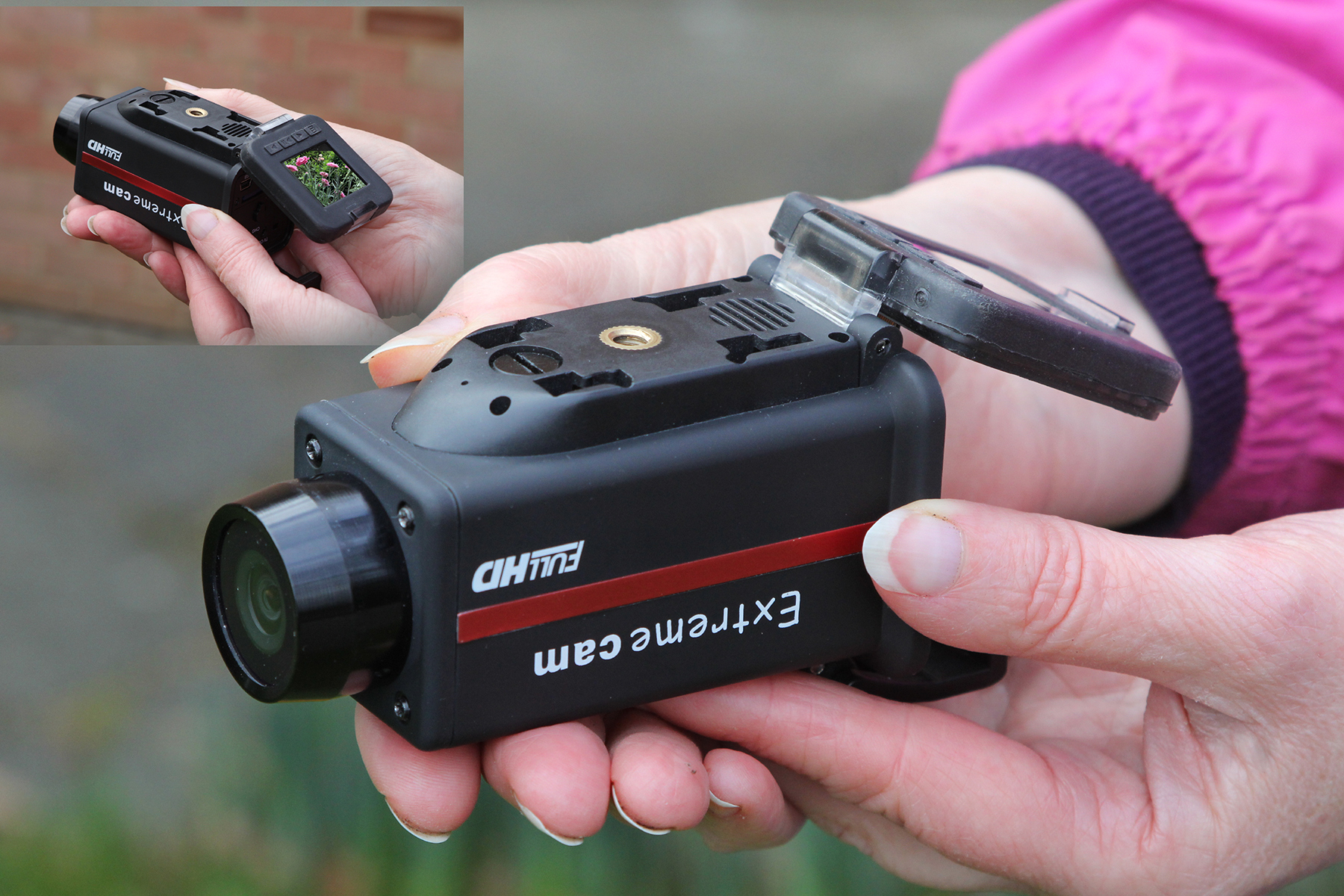 forum micro pov camera systems  gopro hero fps pretty cool