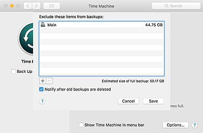 Mac Sierra Users:  Don't Upgrade to High-Sierra - yet-tm-options.jpg