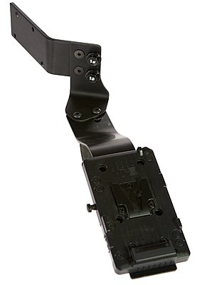 Affordable simple AF-100 Shoulder Bracket with battery plate-af100_nf14.jpg
