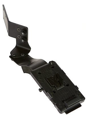 Affordable simple AF-100 Shoulder Bracket with battery plate-af100_nf13.jpg