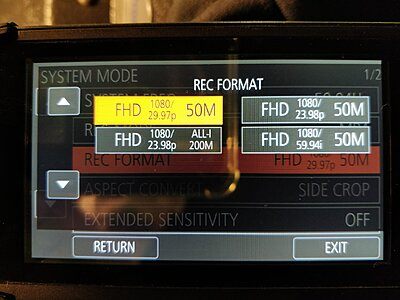 UHD rec mode not available on ux180?-no4k.jpeg
