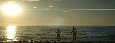 GH1 Feature film grabs (Anamorphic, 40Mbps hack)-sunset_walk_into_water.jpg