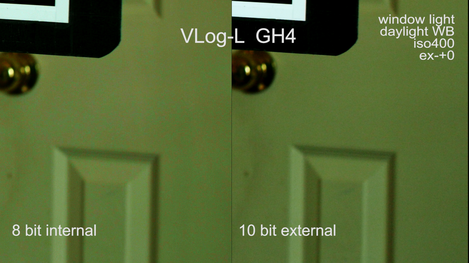 Vlog 8bit Vs 10bit At Dvinfo Net