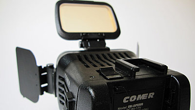 Comer On-Camera LED Lights-cm900-4.jpg