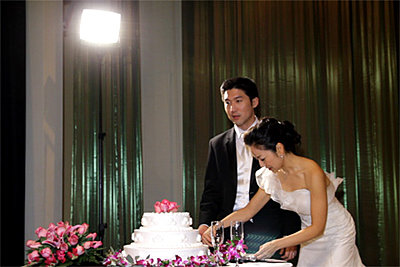 New Comer CM-LED5500K Broadcasting and Studio LED Panel Light-wedding1.jpg