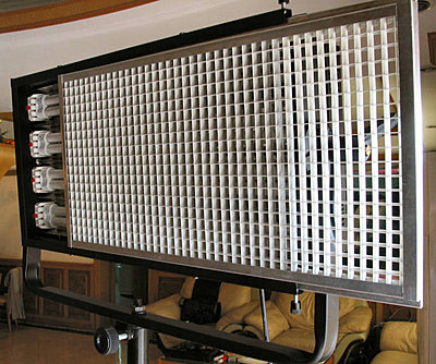 Shooting with Compact Fluorescent Lights (CFLs).-eggcrate455.jpg