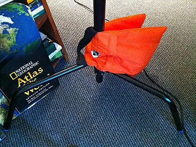 Where to put sandbags on C stands, boom stands, conventional stands.-howto-sand-bag-c-stand.jpg