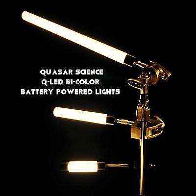 Quasar Science Q-LED Q-LION Bi-Color Battery Lights Video Review-quasar-science-q-led-light-texas-media-systems.jpg