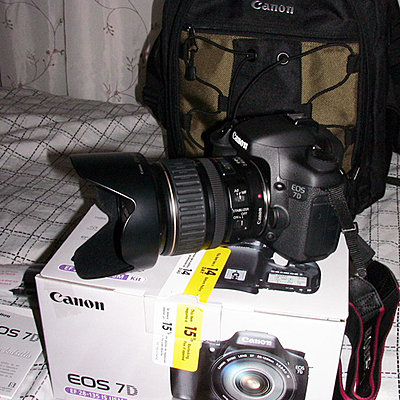 Private Classifieds listings from 2010-canon7d-sale02.jpg