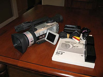 Private Classifieds listings from 2010-canon-gl2.jpg