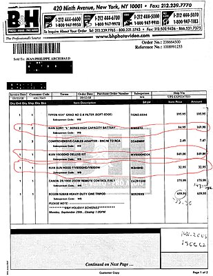 Private Classifieds listings from 2010-invoices.jpg