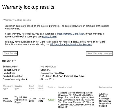 Private Classifieds listings from 2011-hp-warranty.jpg