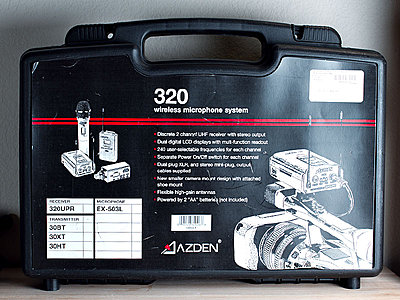 Private Classifieds listings from 2011-azden_ult320-1.jpg