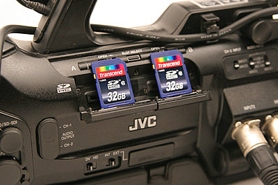 Private Classifieds listings from 2013-jvc-hm700-memory-cards.jpg